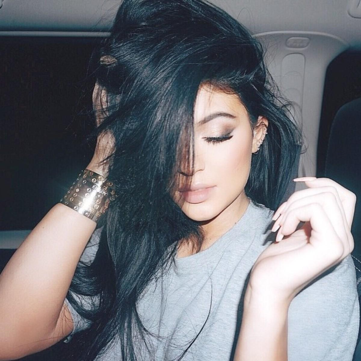 Kylie Jenner mane