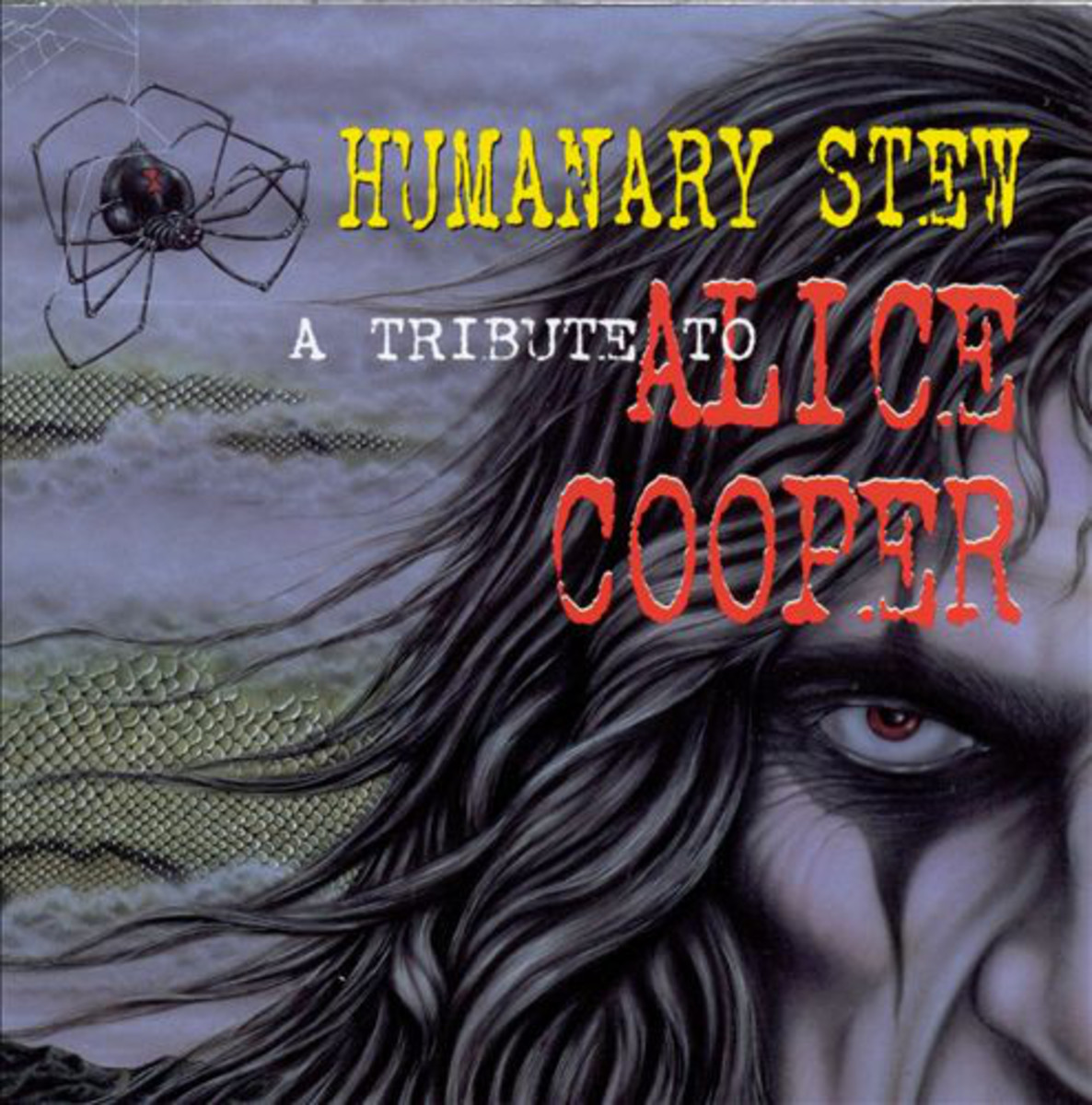 """Humanary Stew: A Tribute to Alice Cooper"" Album Review"