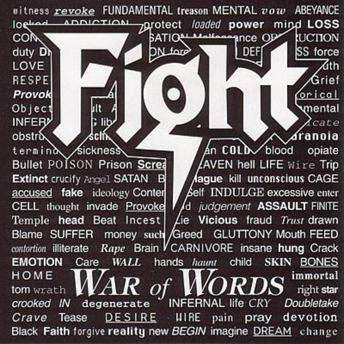 Forgotten Hard Rock Albums: Fight's 'War of Words'