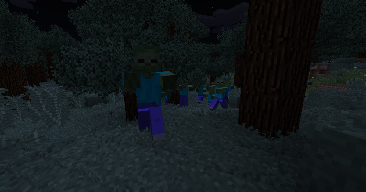 "Lean about the Zombie Awareness mod for ""Minecraft."""