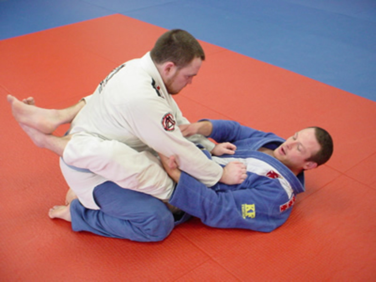 "The Closed Guard ""Xande"" Sweep - a BJJ Tutorial"