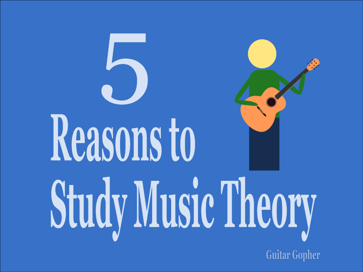 Learn why music theory is important for guitar players.