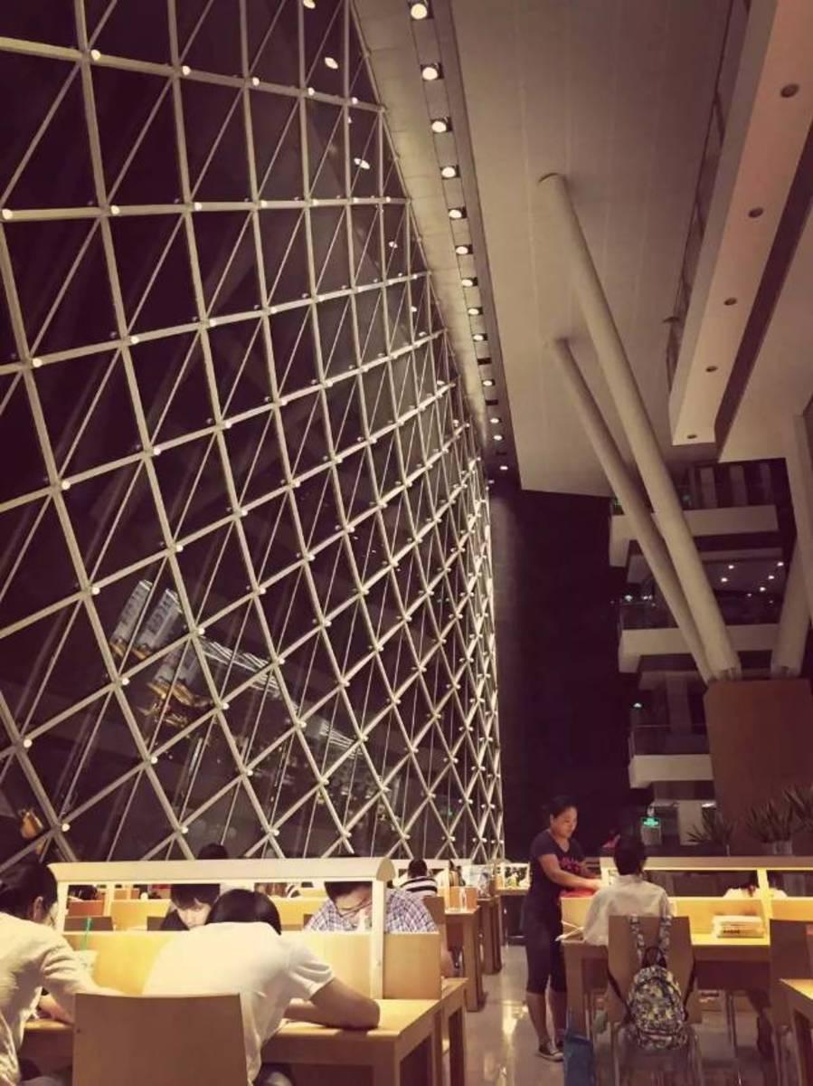 Shenzhen Central Library Interior 1