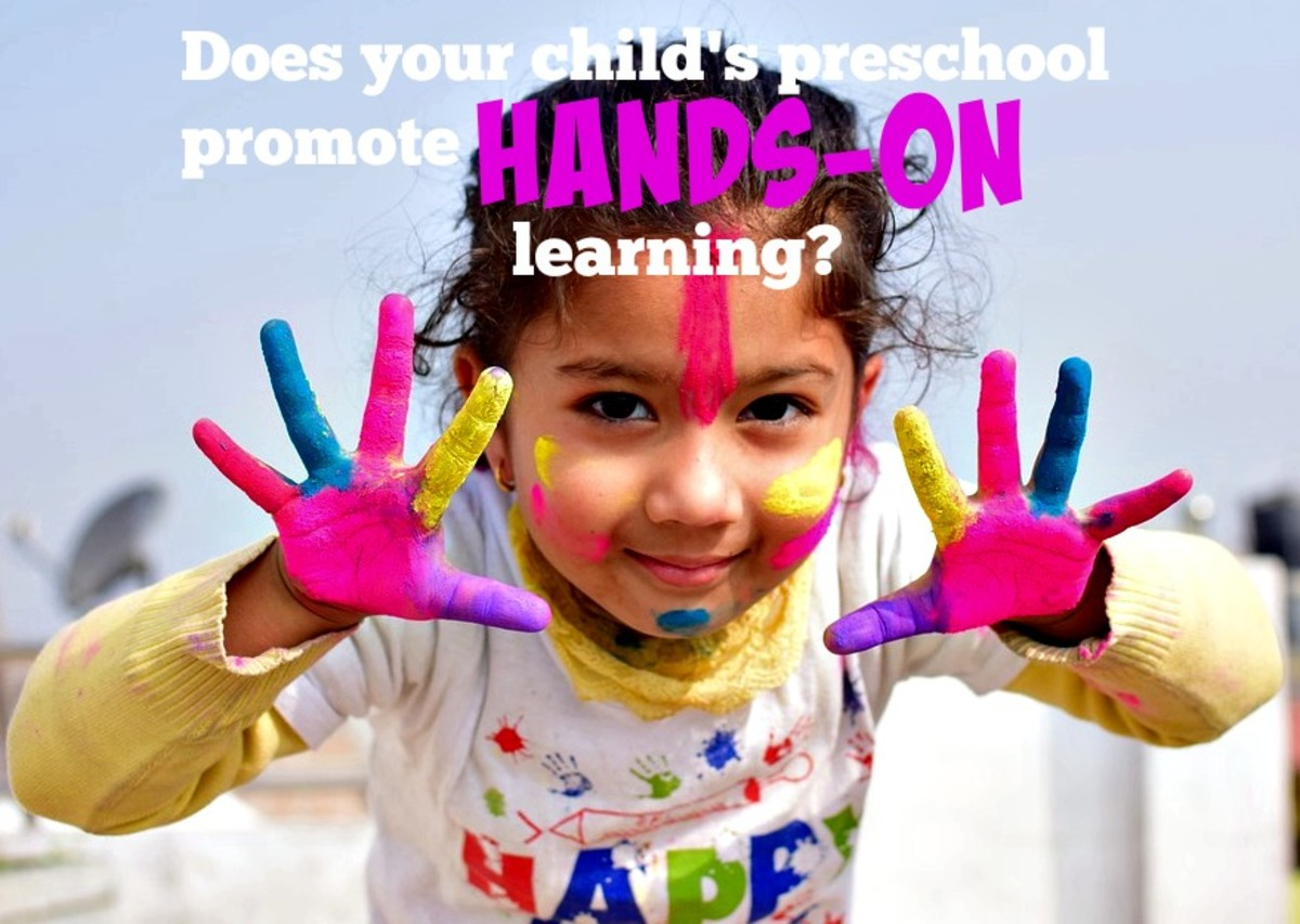 Those in power care about test results, not the emotional well-being of children and certainly not developmentally appropriate practices. That's why parents need to understand and champion hands-on learning.