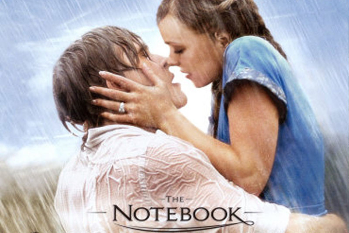 "10 Movies Like ""The Notebook"""
