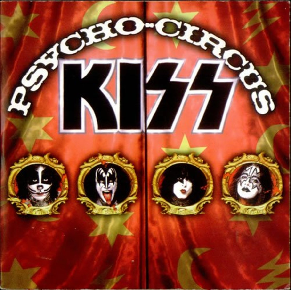 Kiss Quot Psycho Circus Quot 1998 Album Review Spinditty