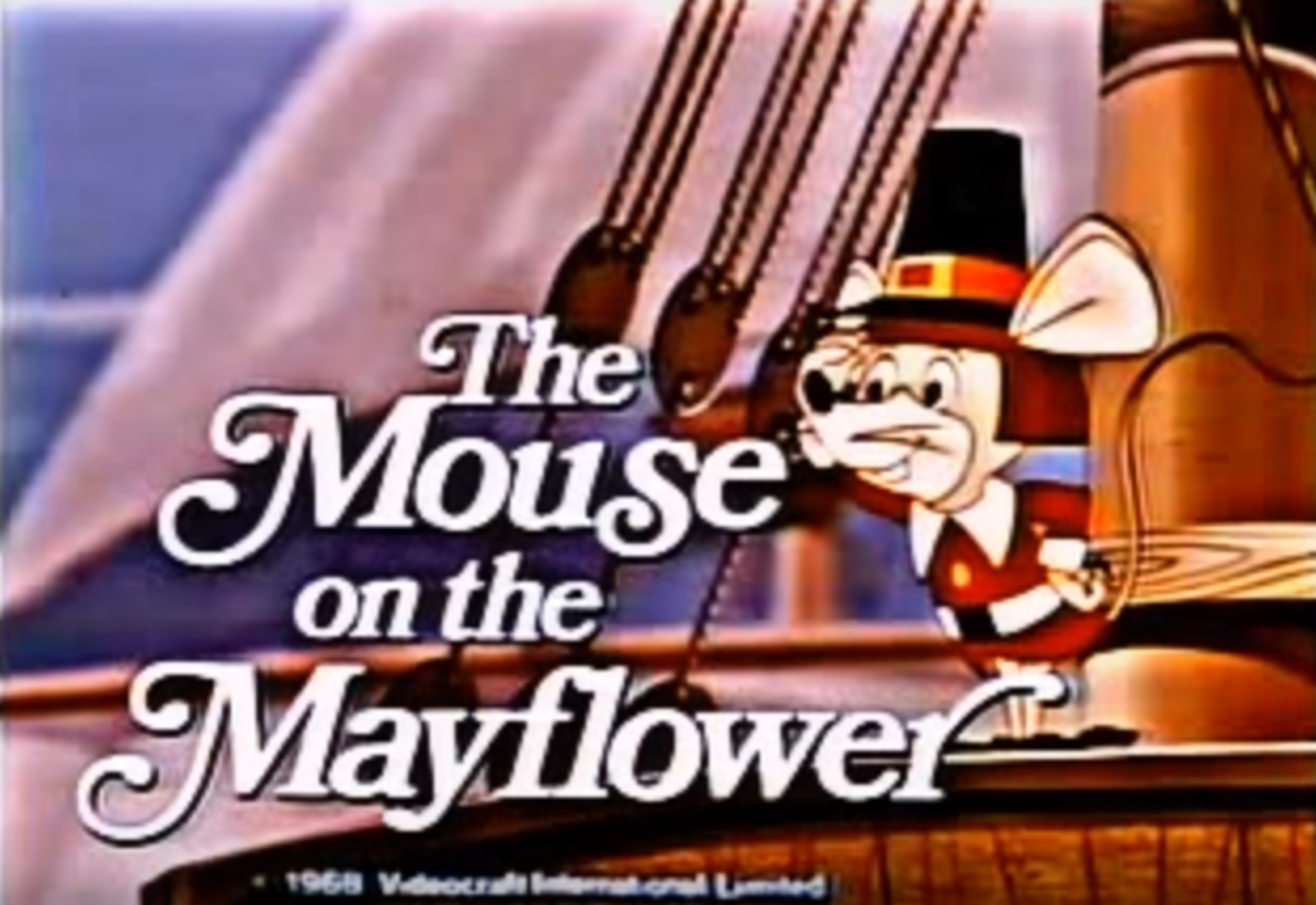 Rankin/Bass Retrospective: 'The Mouse on the Mayflower'