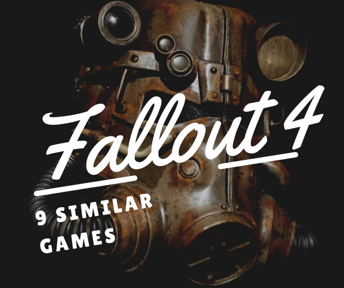 "If you want a vast, open world game like ""Fallout 4,"" then you've come to the right place!"