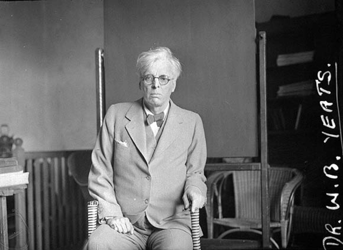 "William Butler Yeats' ""The Indian upon God"""