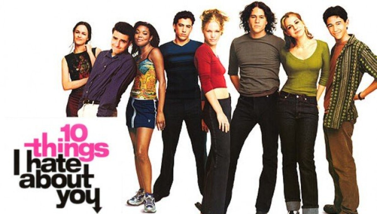 "10 Movies Like ""10 Things I Hate About You"""