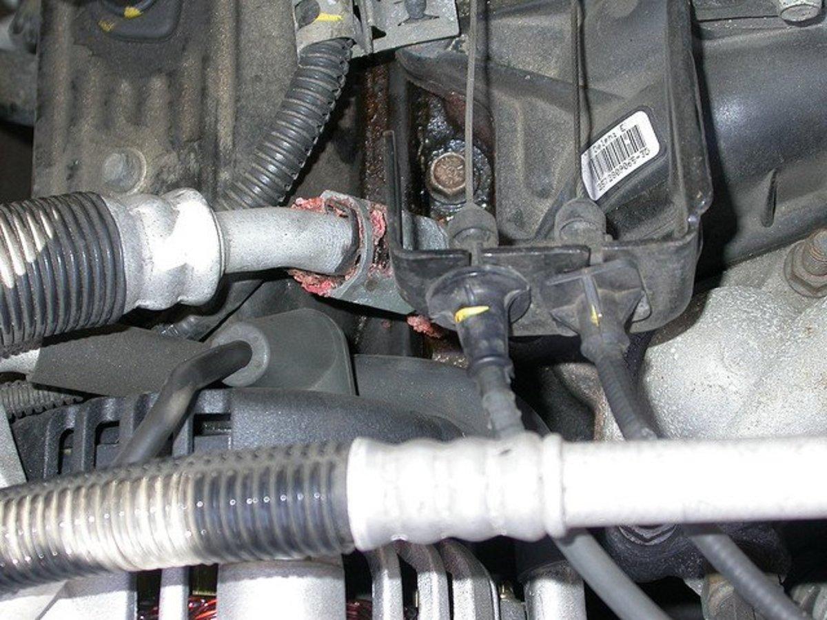 coolant leak troubleshooting axleaddict