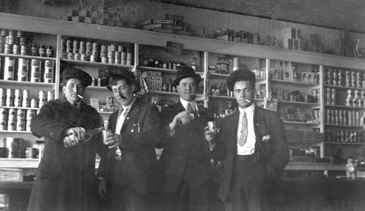 Alcohol Struggle Influence of National Politics During the Gilded Age