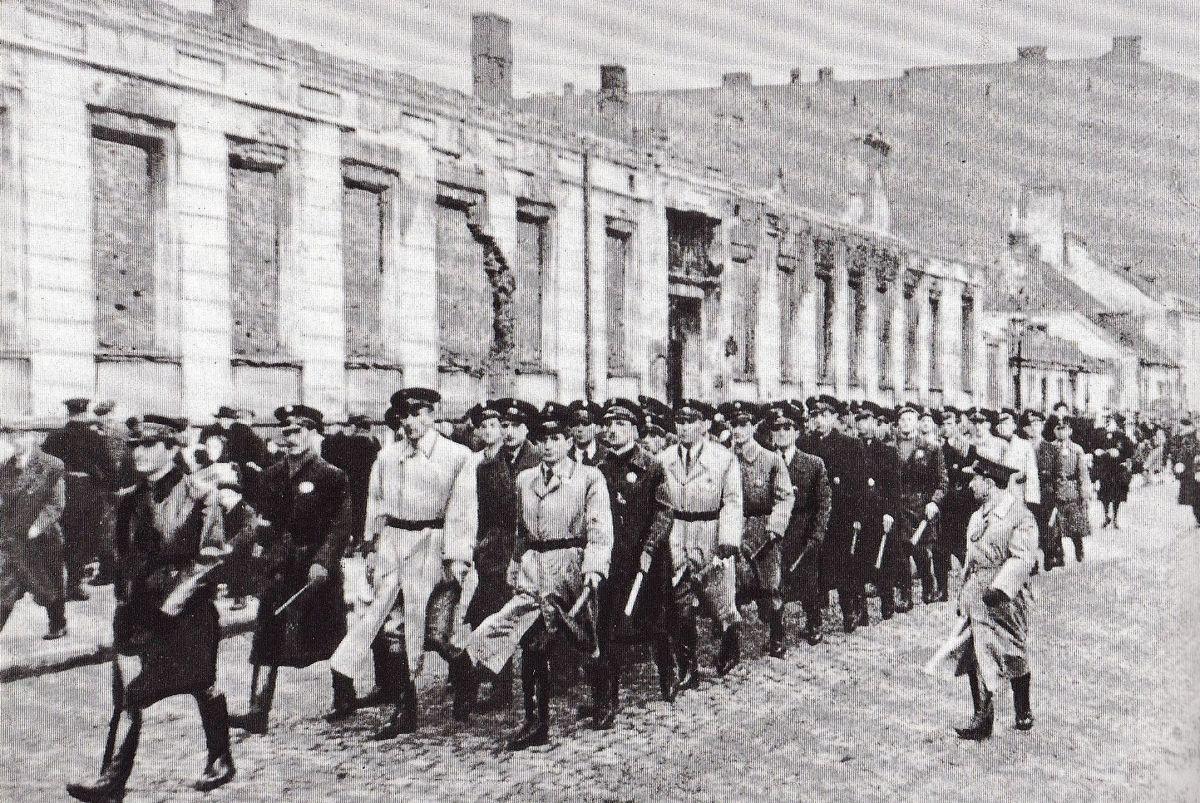 Jewish Ghetto Police Warsaw