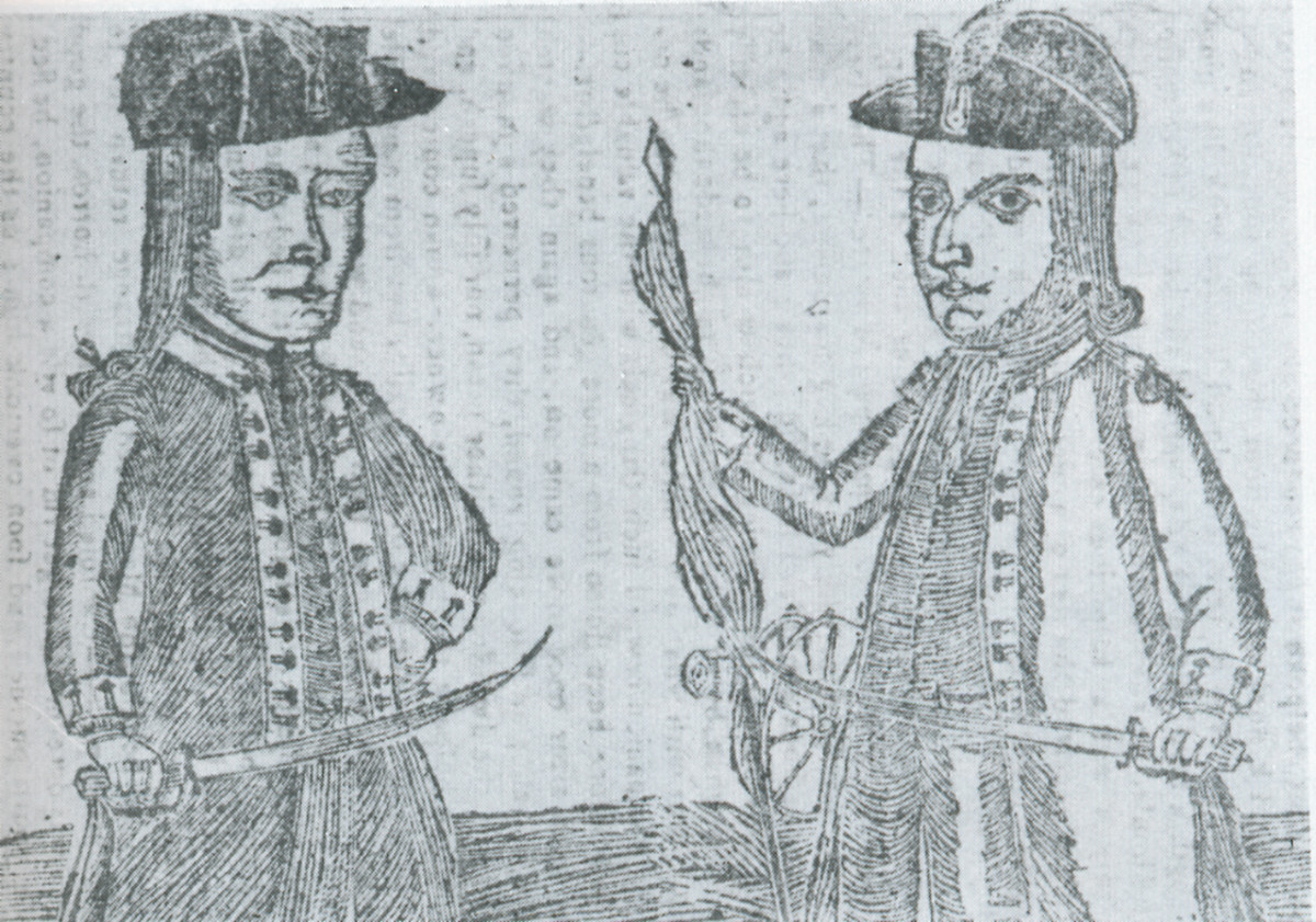 Cover of Bickerstaff's Boston Almanack - Bickerstaff's Boston Almanack of 1787 (c. 1787), National Portrait Gallery, Smithsonian Institution