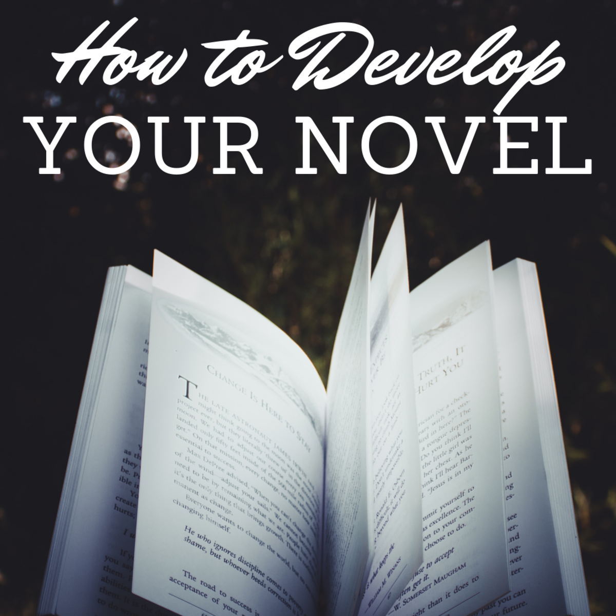 Tips for Developing Your Novel: Create a Mental Movie