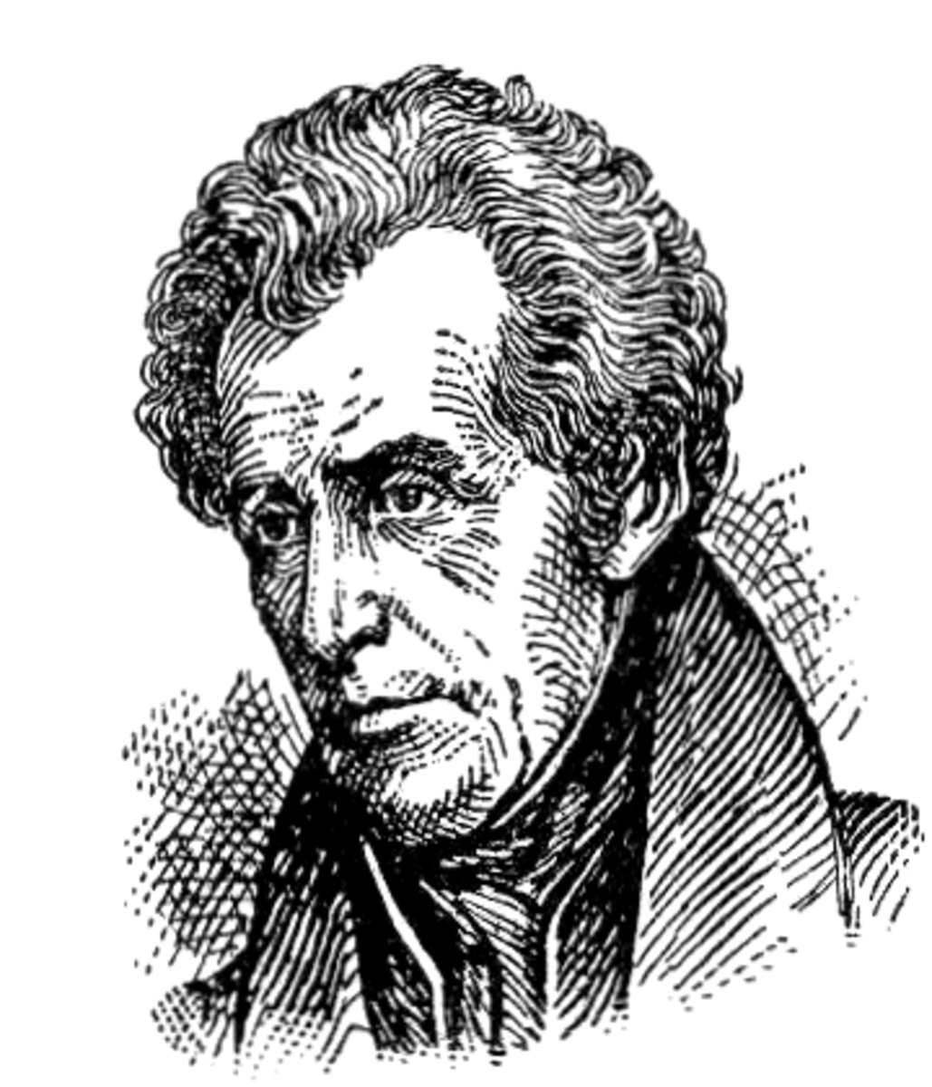 Andrew Jackson Made a Name for Himself