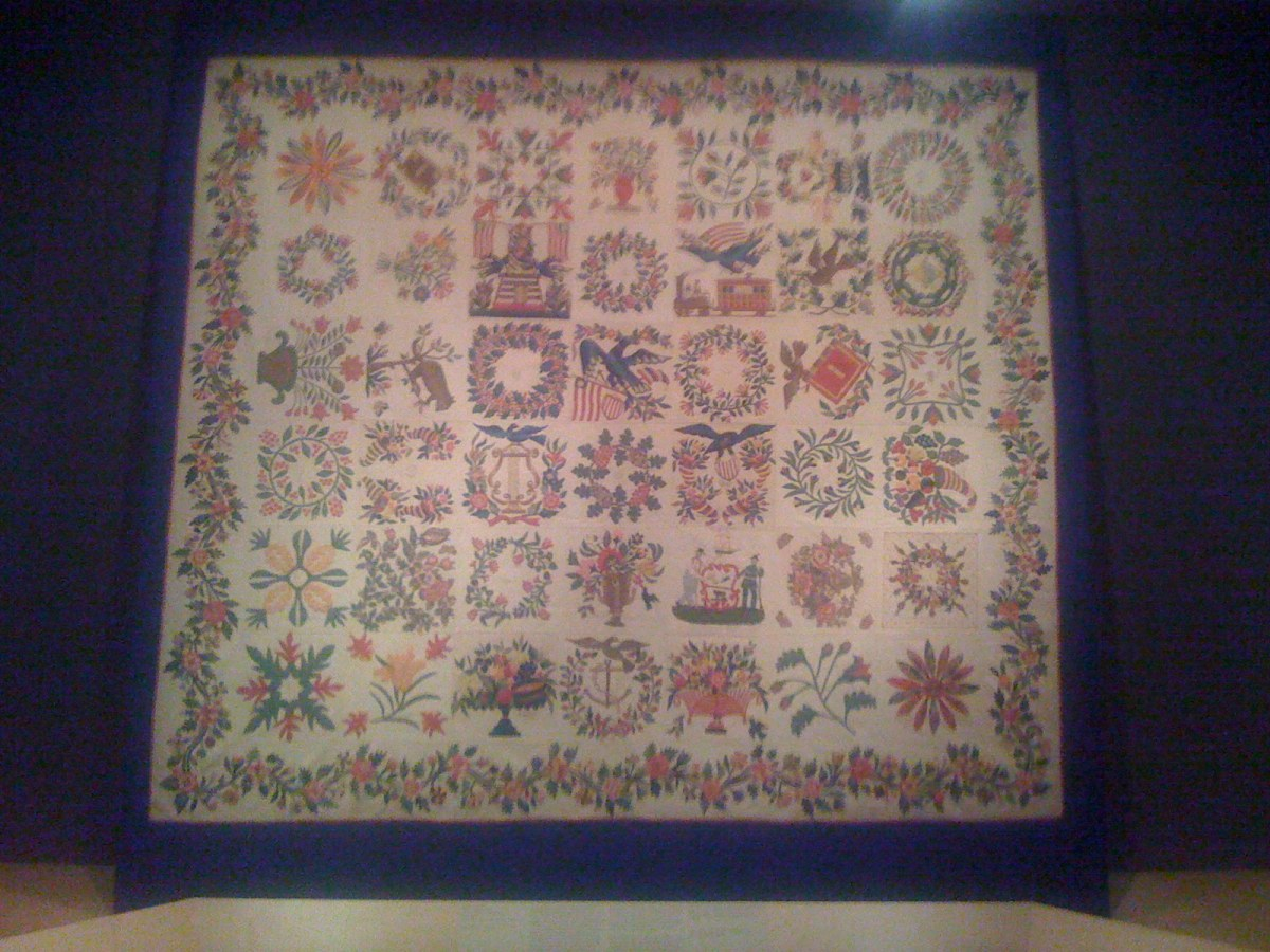 Finding History in Quilts