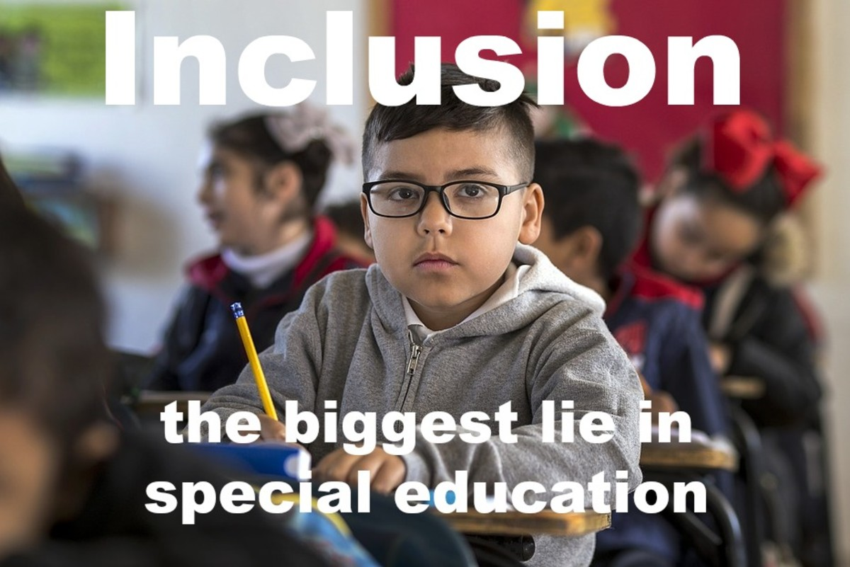 Why Full Inclusion in Special Education Is the Lie Parents Shouldn't Believe