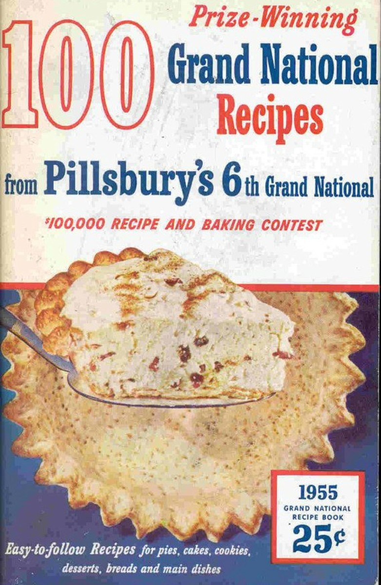 Note the 1955 price of this little treasure: 25 cents!