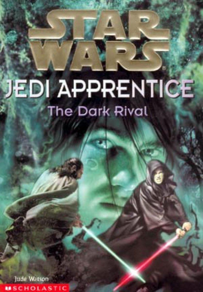 The Dark Rival, the second book from Jedi Apprentice