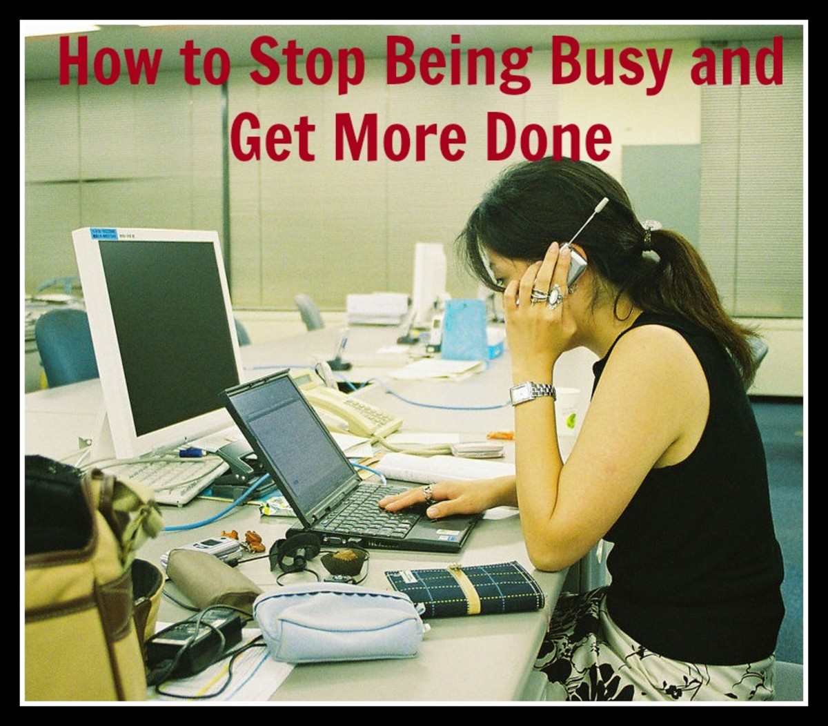 How to Become Successful by Working Less