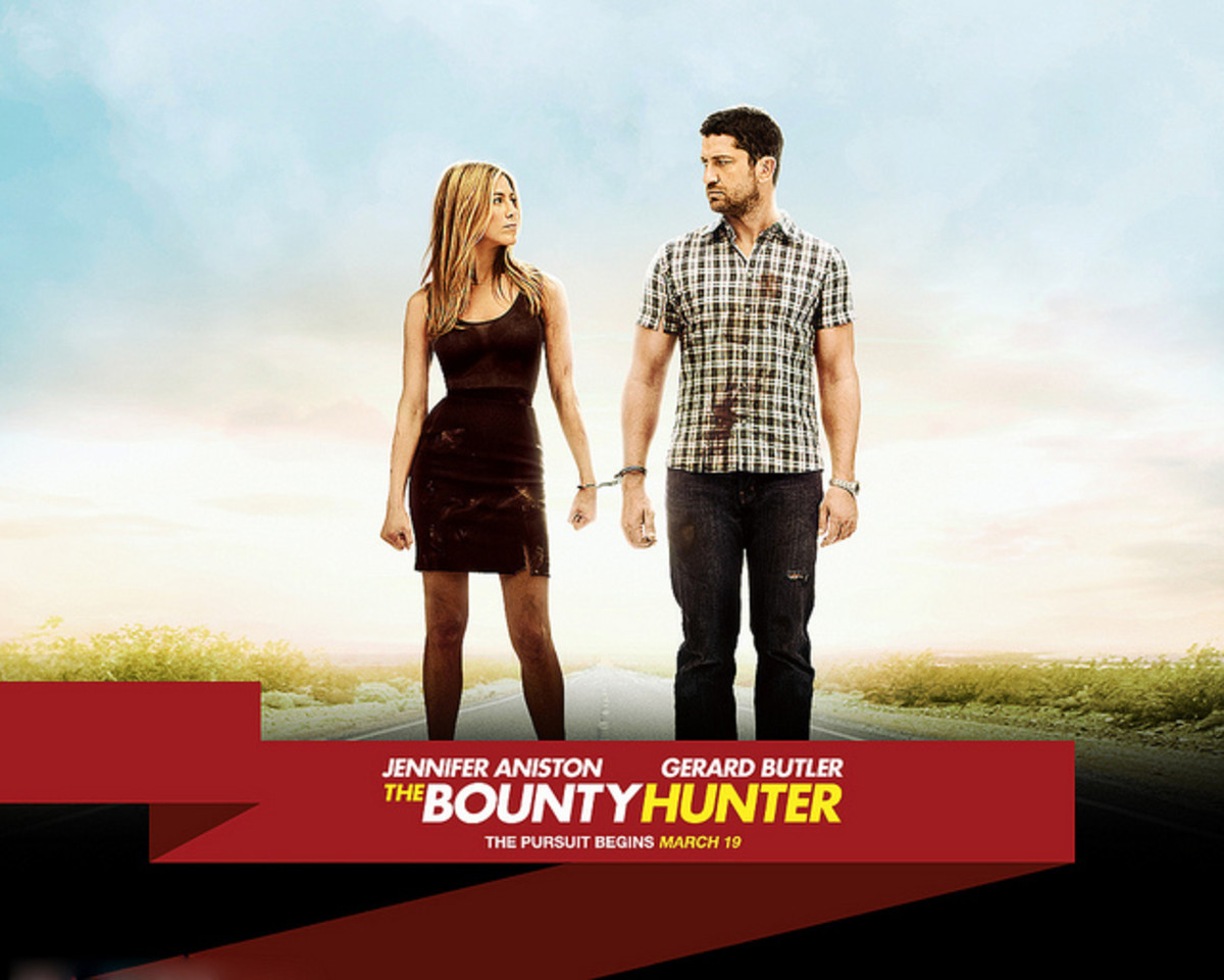 Should I Watch..? The Bounty Hunter