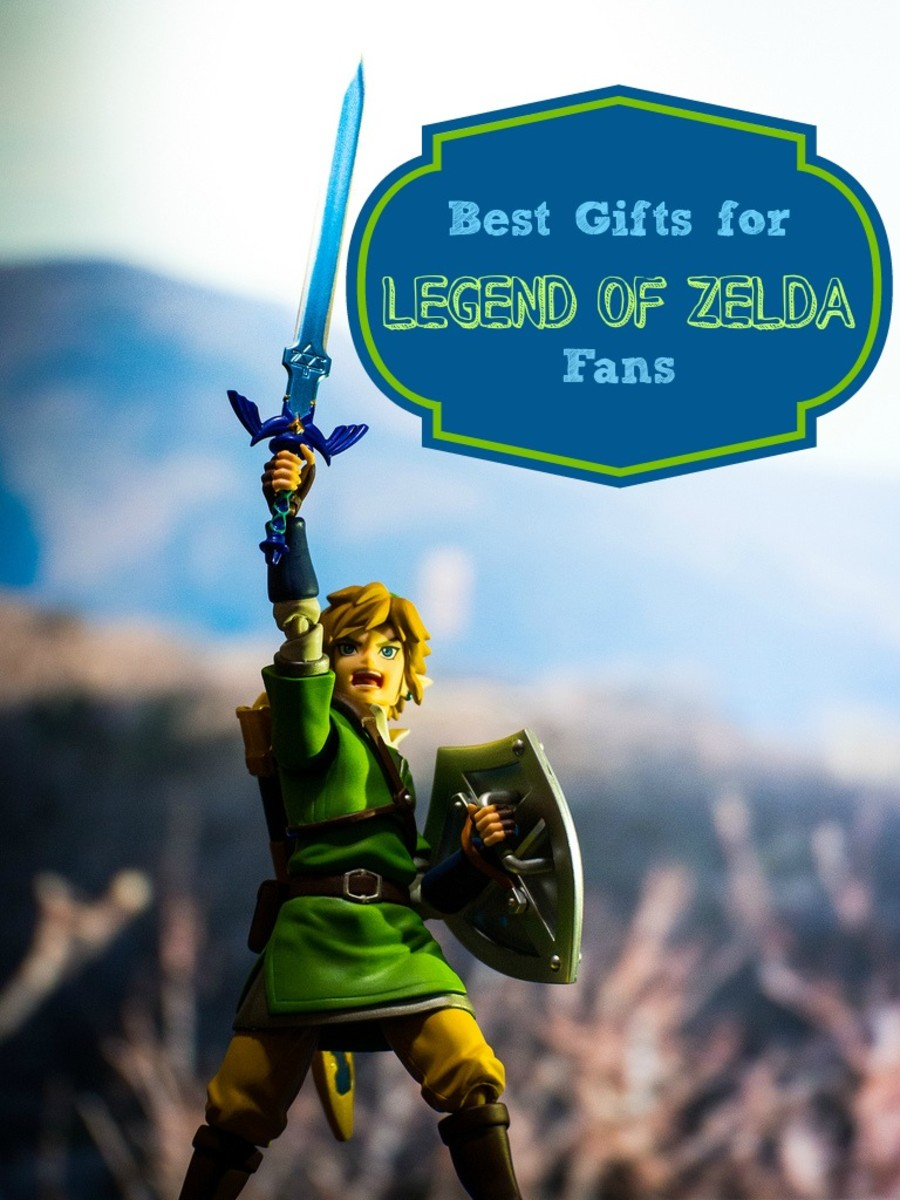 Best Gift Ideas for Legend of Zelda Fans
