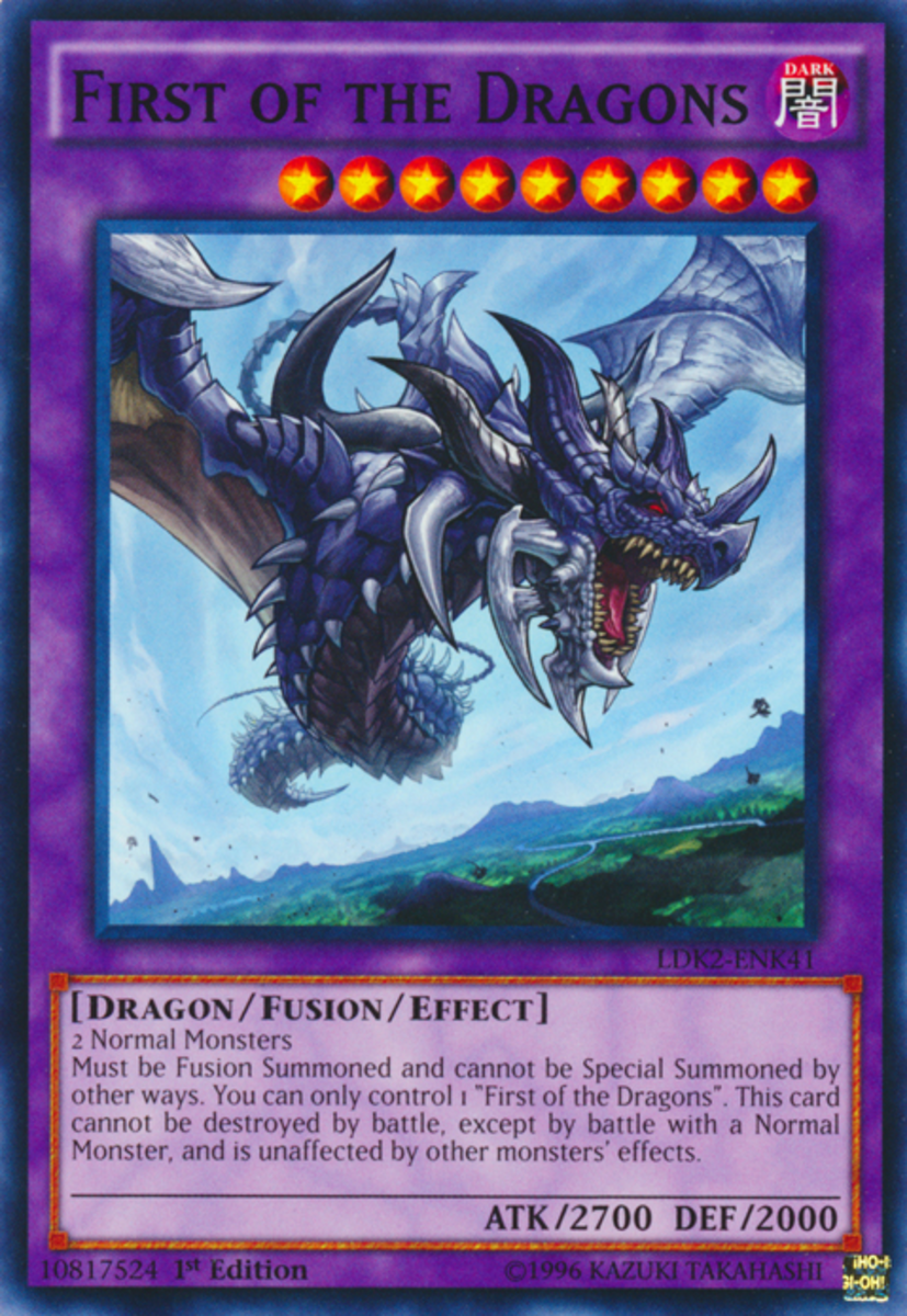 Top 6 Level-9 Monsters in Yu-Gi-Oh