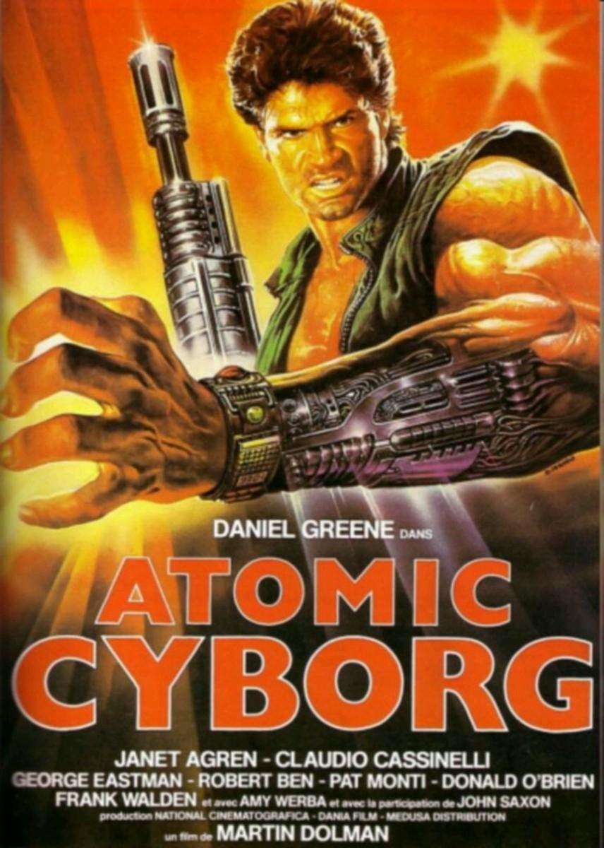 Great Bad Movies: HANDS OF STEEL, aka ATOMIC CYBORG (1986)