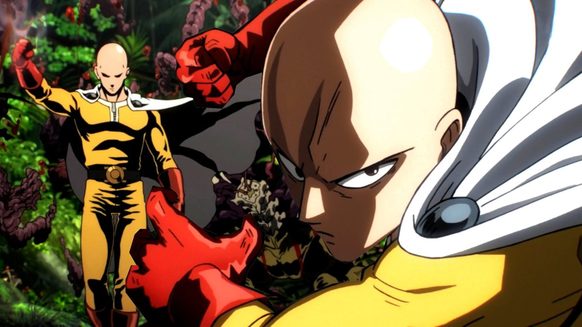 10 Anime Like One Punch Man
