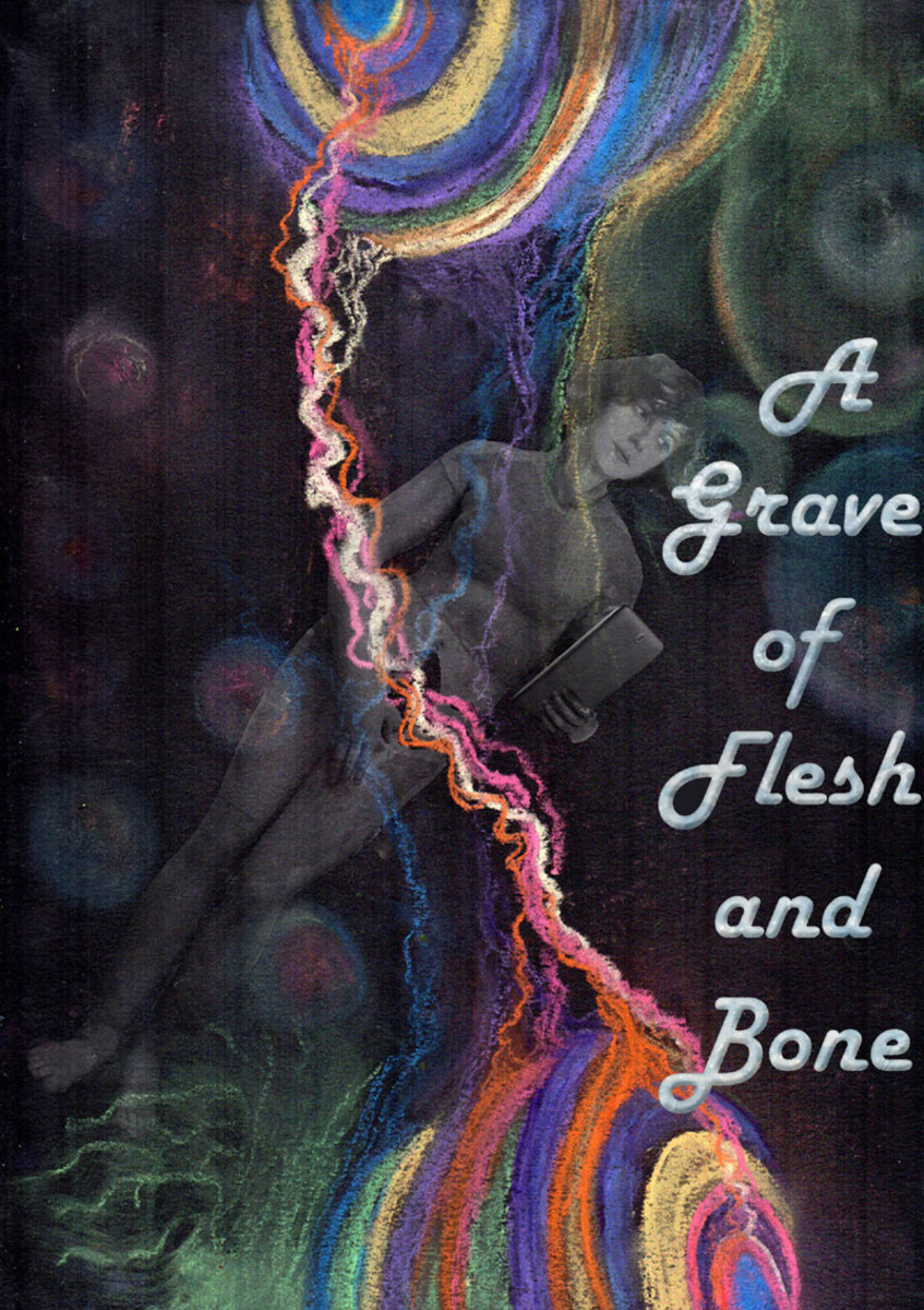 A Grave of Flesh and Bone, a Short Story by Kylyssa Shay