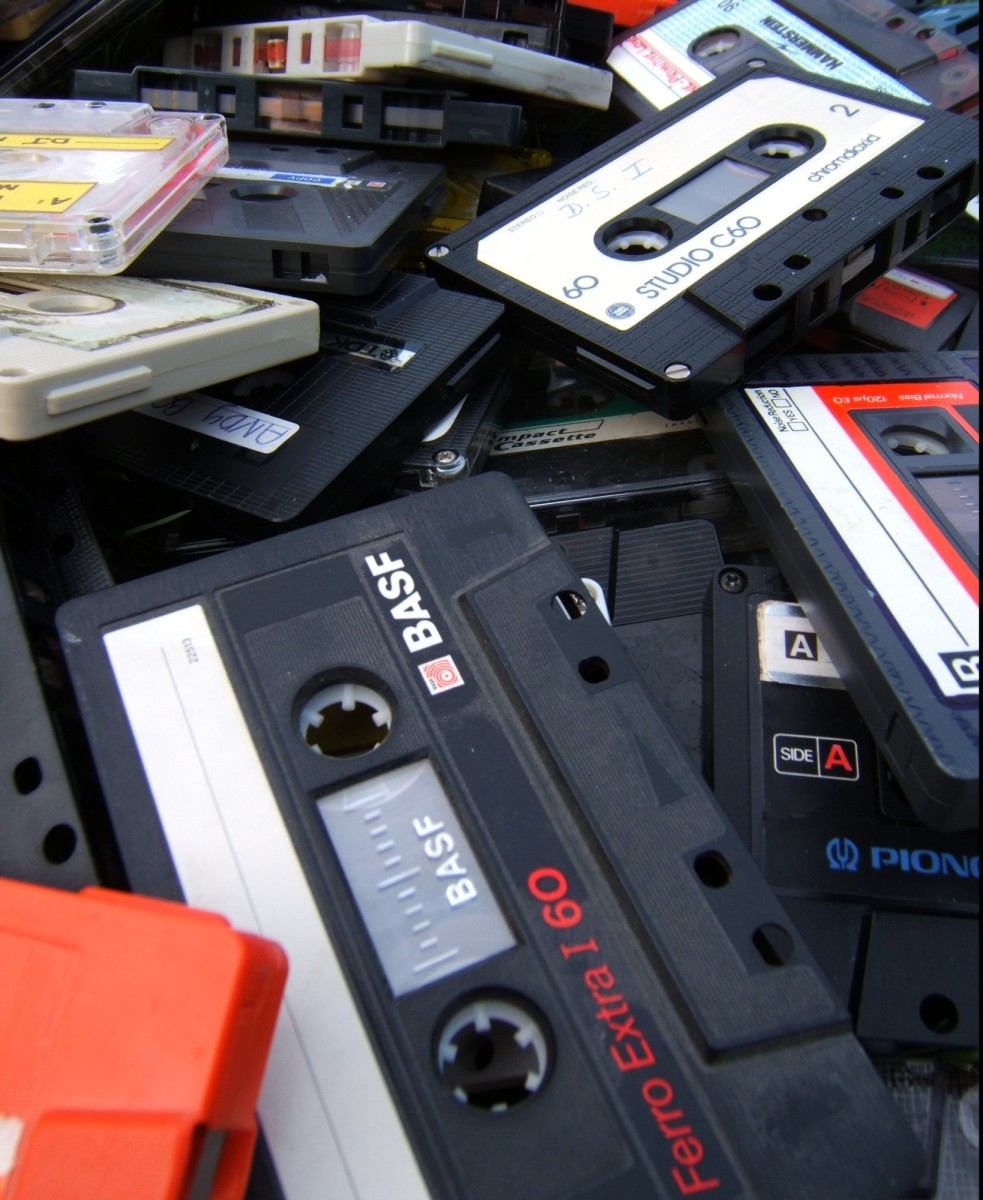 Rise in Popularity of Music Cassette Tapes