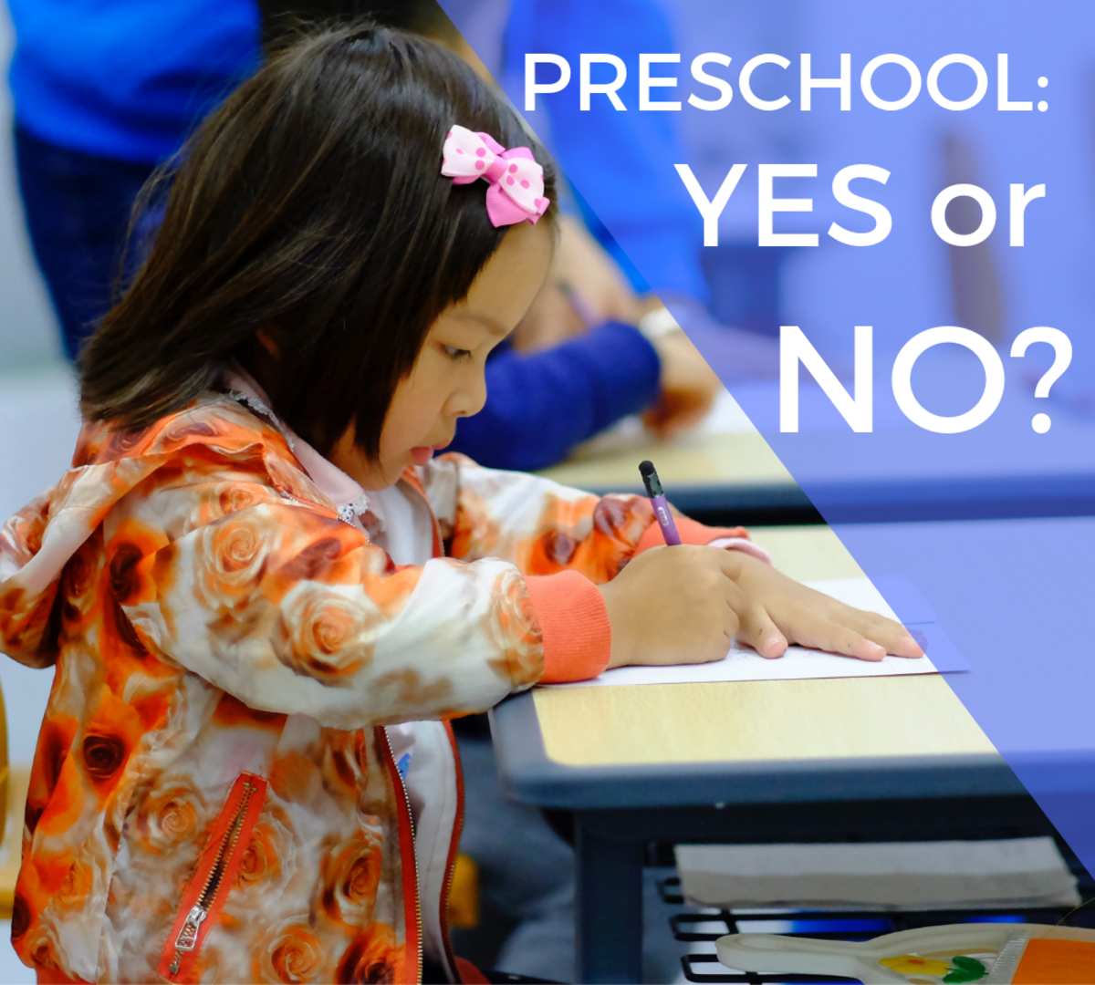 A Teacher Explains Why You Shouldn't Send Your Child to Preschool