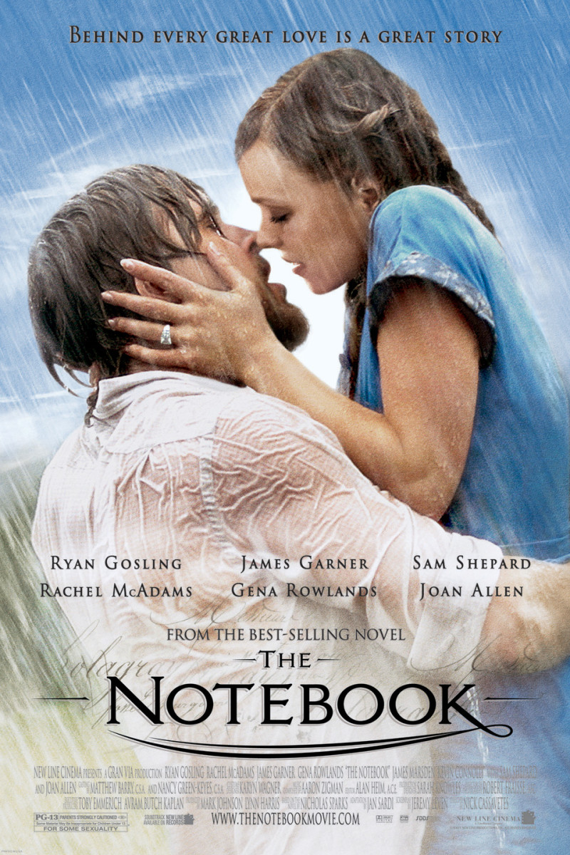 "9 Best Romantic Movies Like ""The Notebook"""