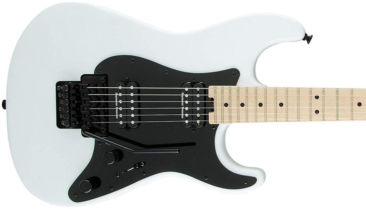Charvel makes some of the best superstrats like the Pro Mod So Cal and San Dimas.