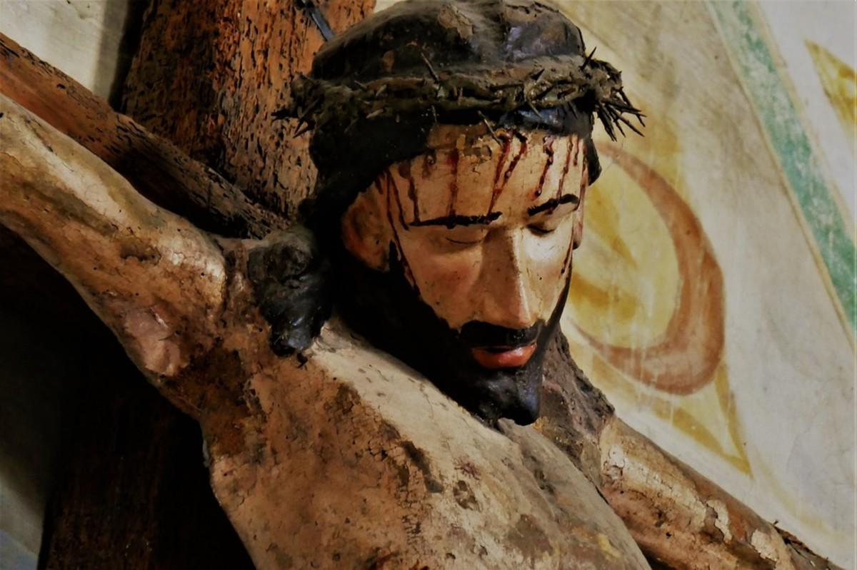 Savior Buried Beneath the Madness – A Christmas Poem
