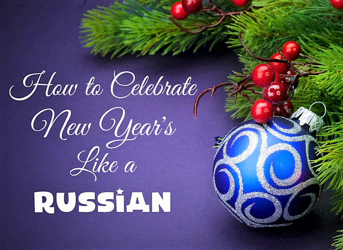 How to Celebrate New Year's Like a Russian