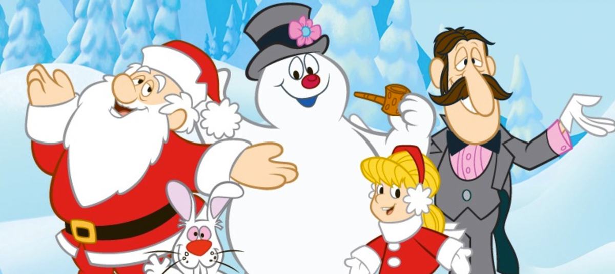Rankin/Bass Retrospective: 'Frosty the Snowman'