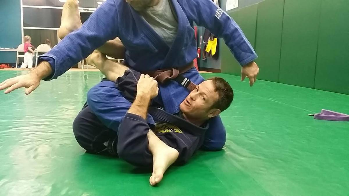 Advanced Waiter Sweep Options from Deep Half Guard:  a BJJ Tutorial