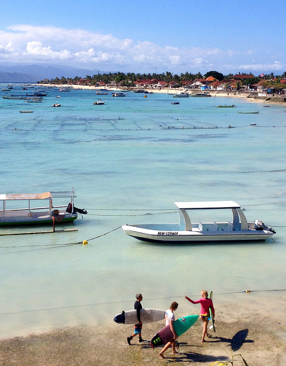 Island of Dreams: Nusa Lembongan, Bali, Indonesia
