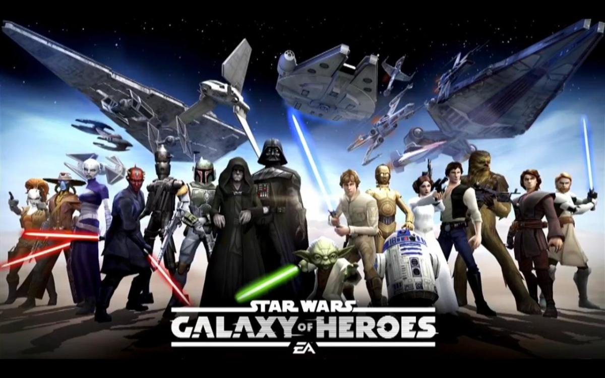 Star Wars Galaxy of Heroes: 5 Characters We Need To See