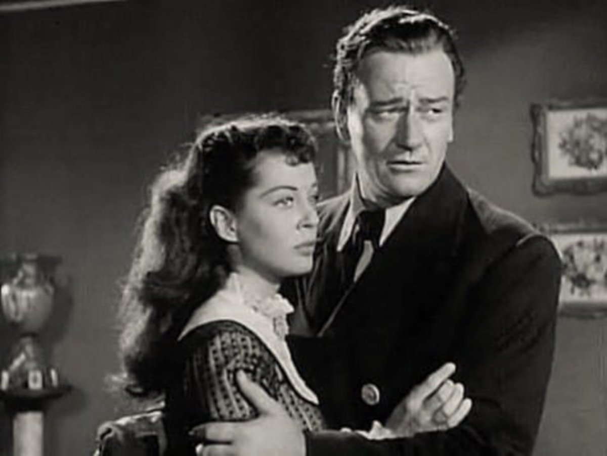 Gail Russell and John Wayne: Romance or Rumor?