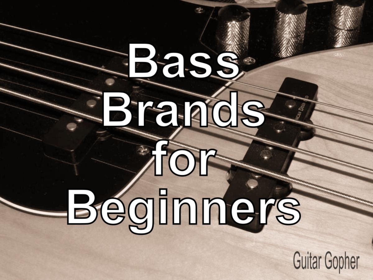 Top Bass Guitar Brands for Beginners