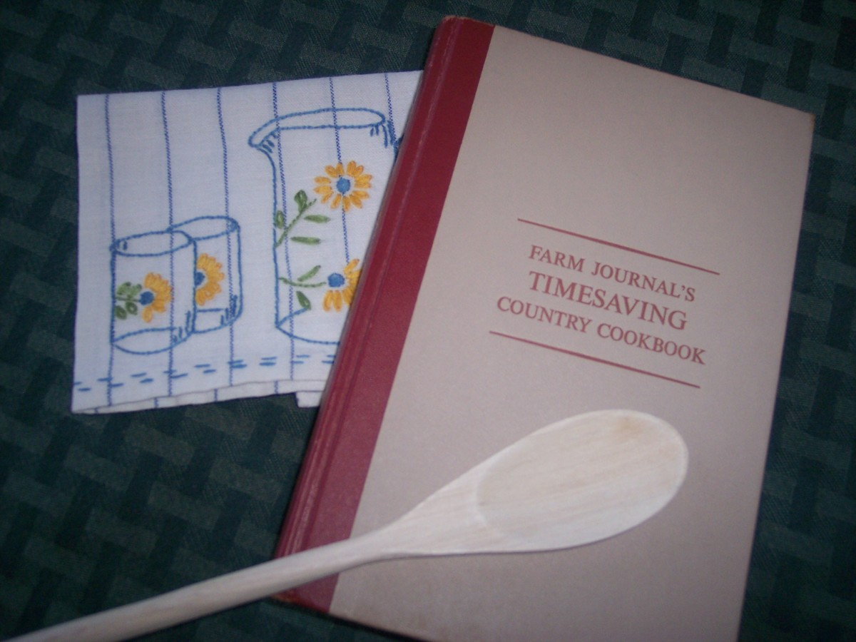 Vintage Cookbook Collecting Isn't Just About the Recipes
