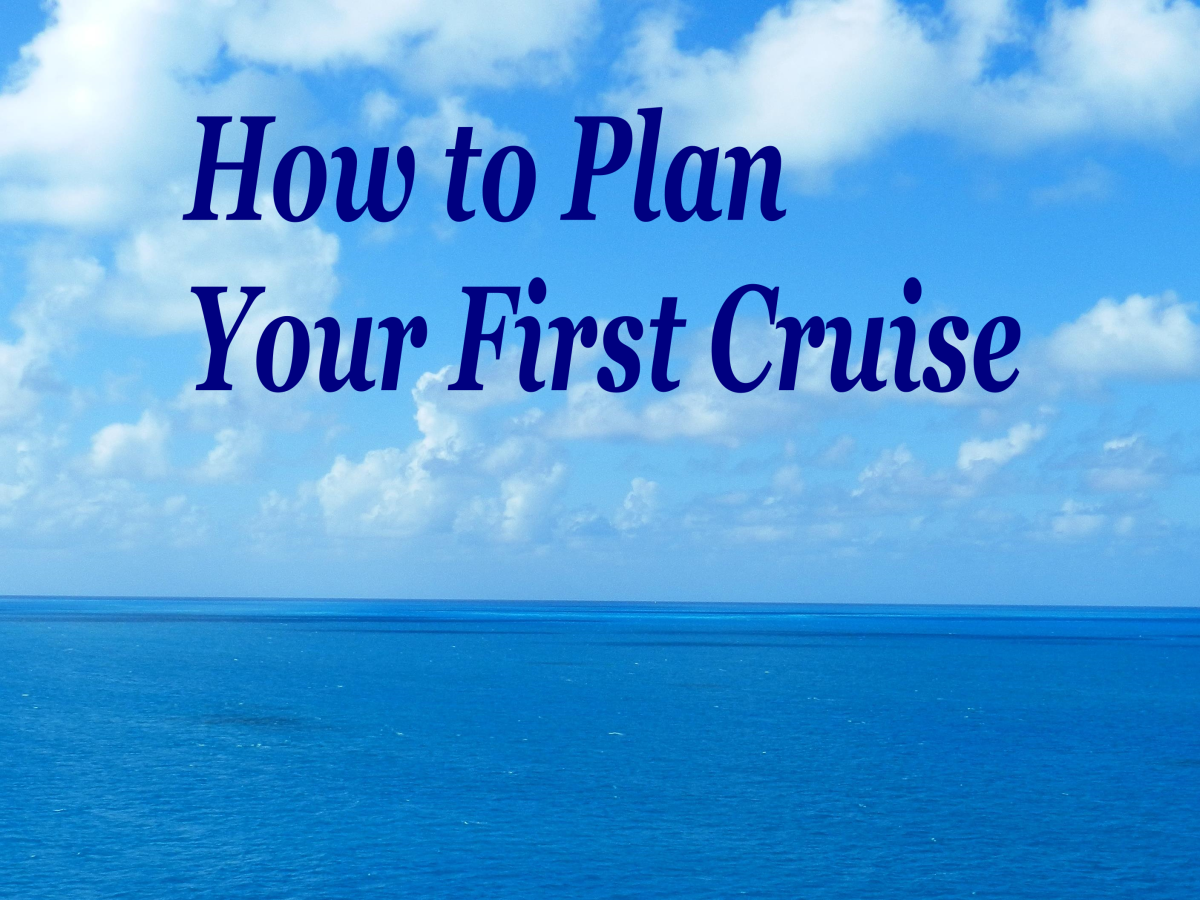 Thinking of going on a cruise? Read these tips before you set sail on that beautiful blue ocean!