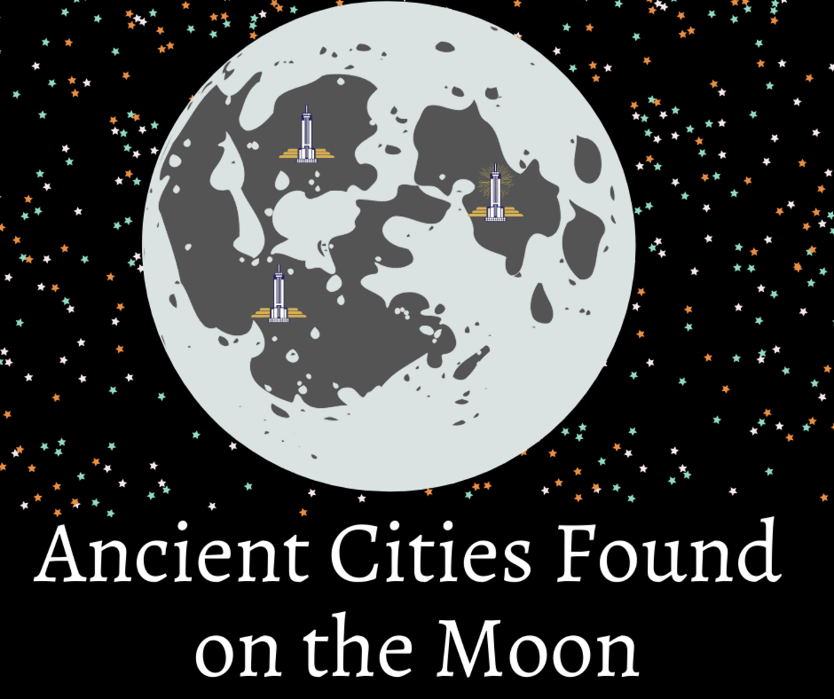 Ancient cities have been found on the moon. Read on to learn more.