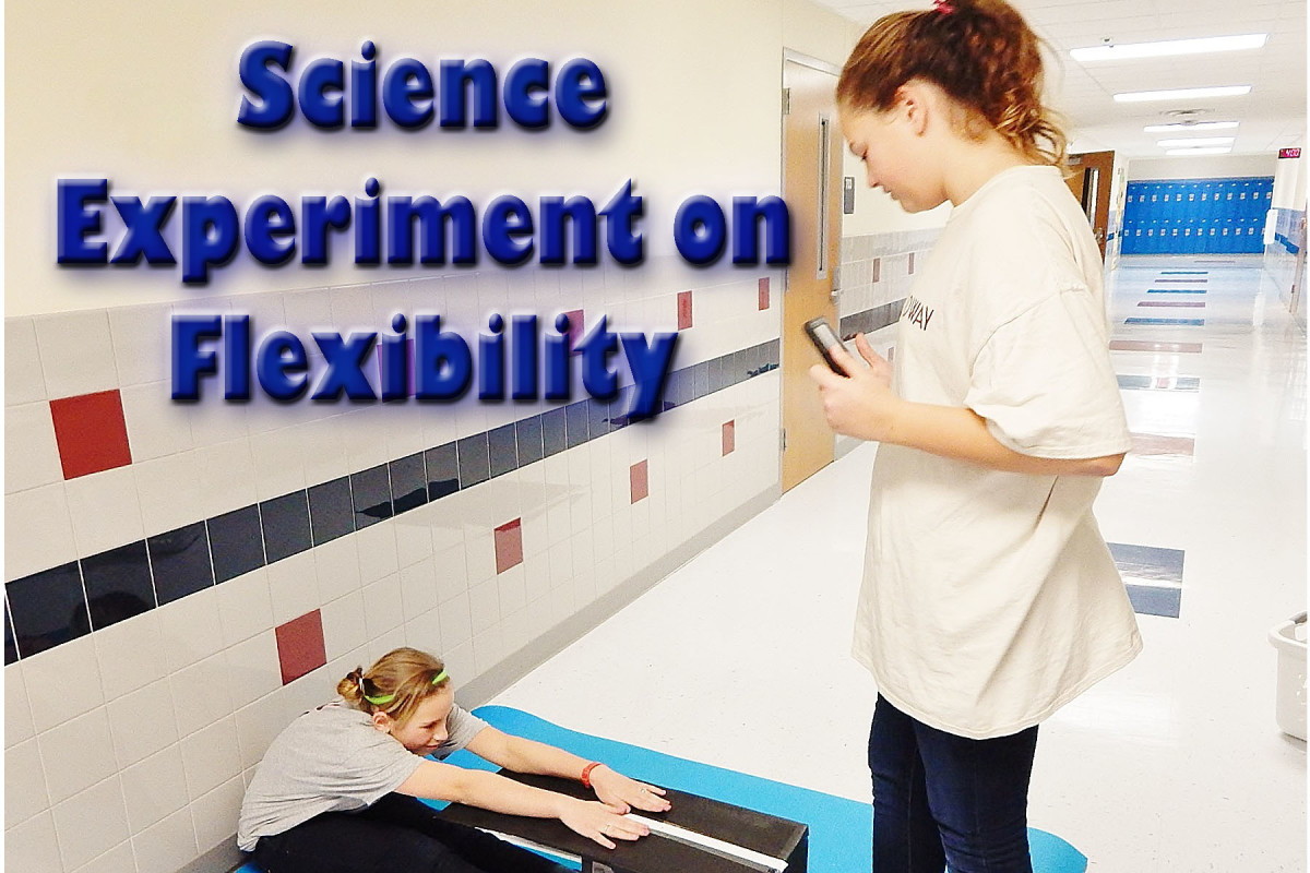 Easy Sports Medicine Science Fair Project