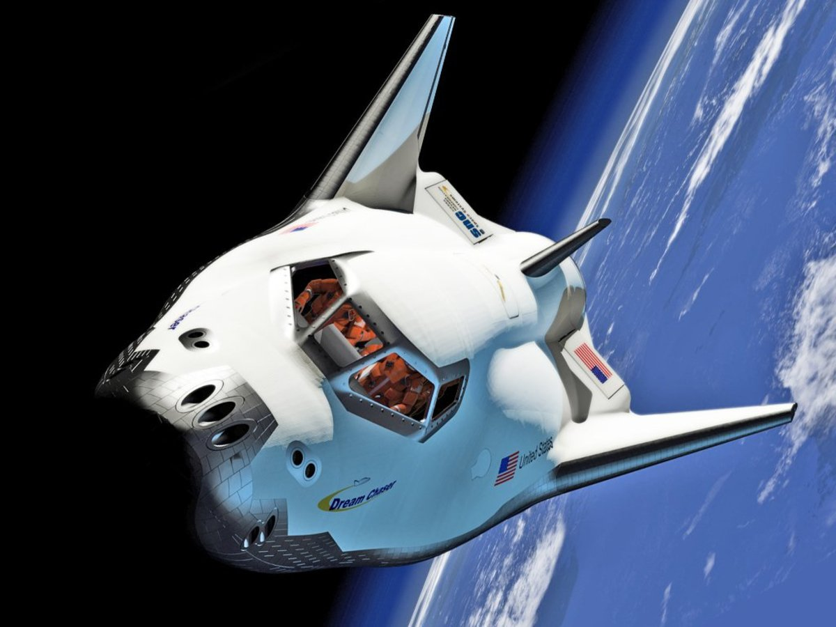 Dream Chaser, or the Private Space Shuttle | HubPages