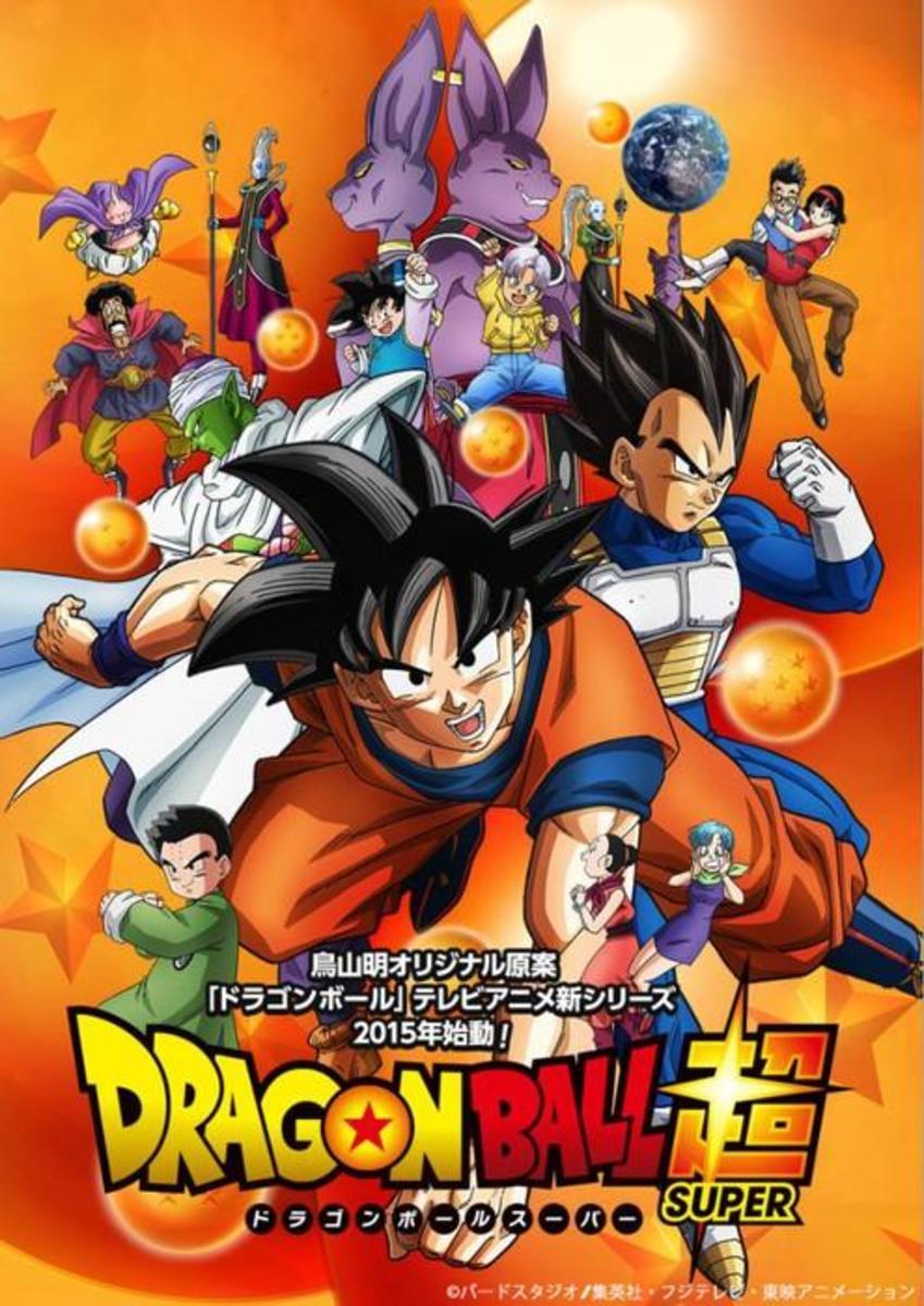 "5 Reasons ""Dragon Ball Super"" Kinda Sucks"