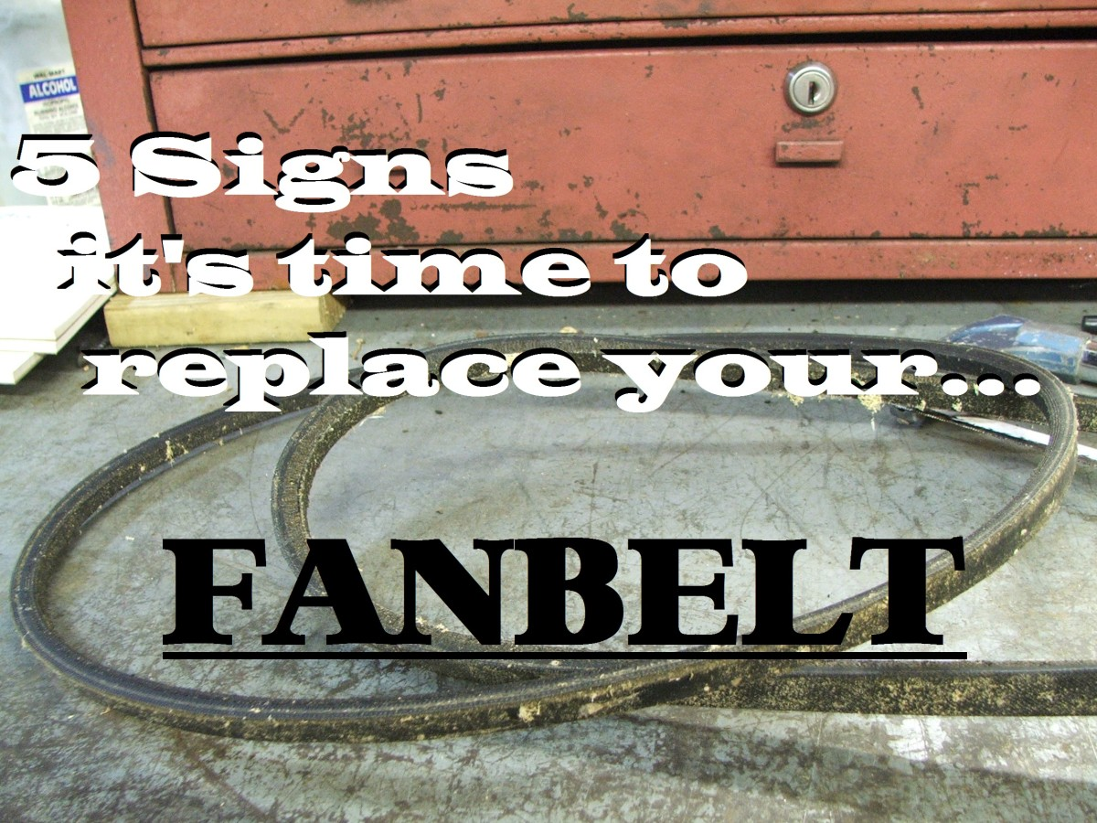 Five Signs It's Time to Replace Your Fan Belt